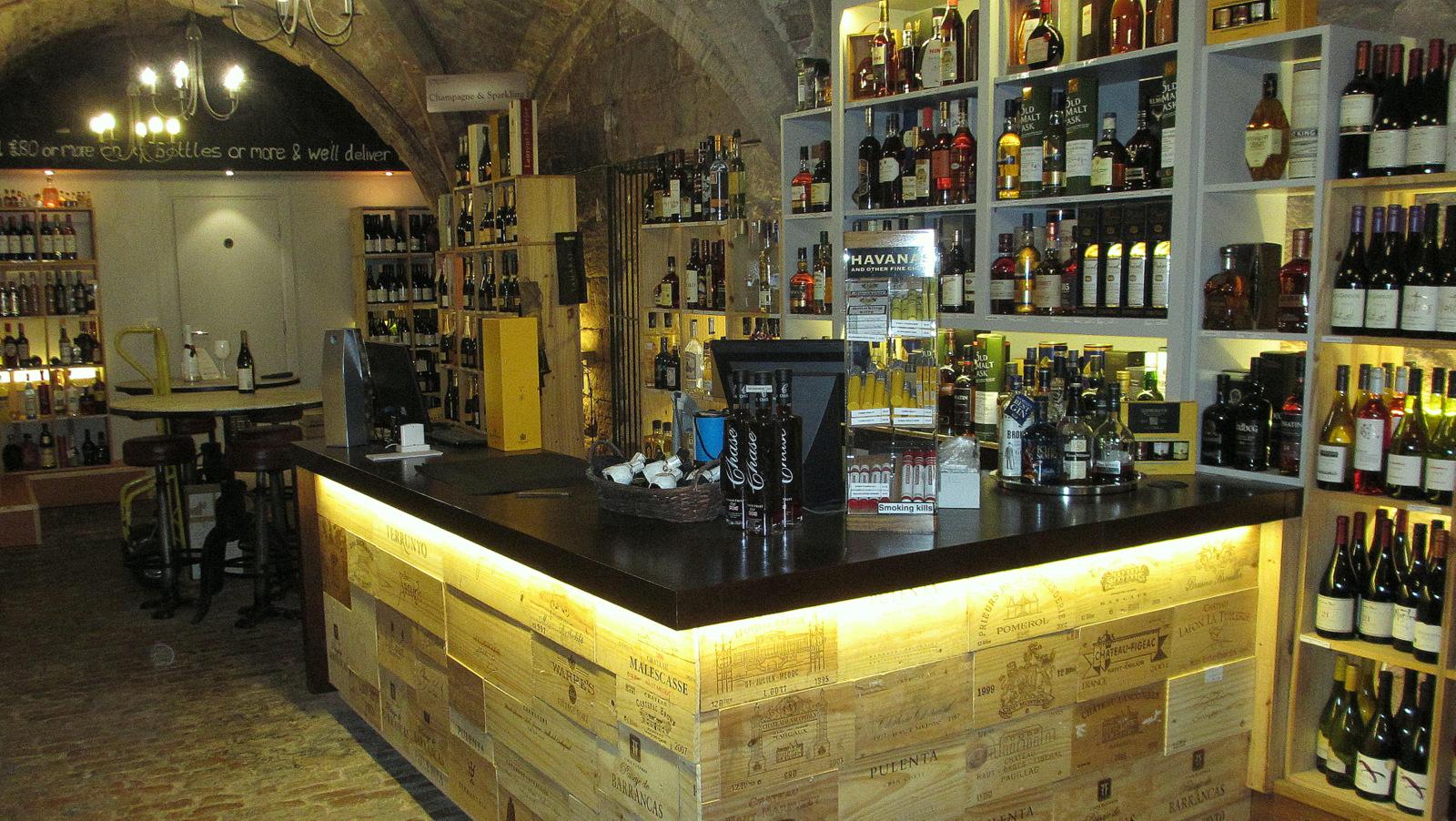 Chester Wine Bar